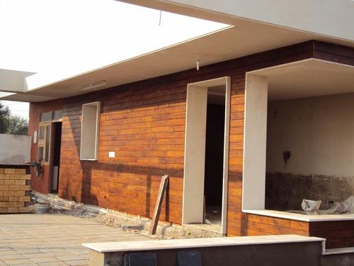 Marbau Finsh Exterior Cladding