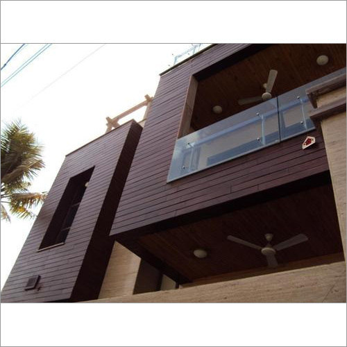 Real Wood Call Cladding
