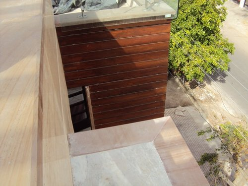 WEATHER WOOD FASADE CLADDING