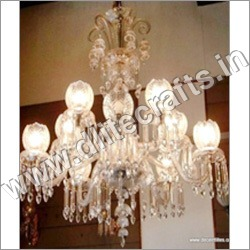 12 Arm Lotus Shape Chandelier