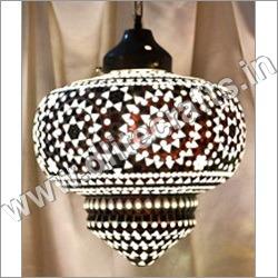 Floral Design Hanging Lantern