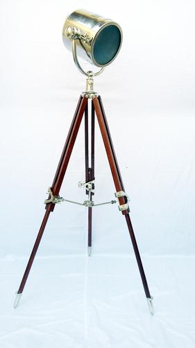 Studio Marine Searchlight Floor Lamp