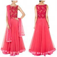 Stylish Net Salwar Suit