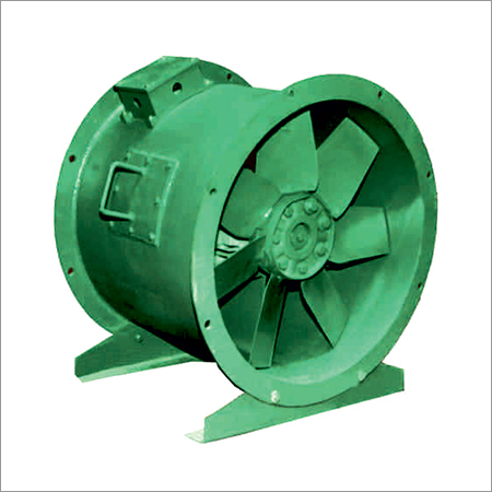 Smoke Extract - Fresh Air Inject Axial Fans