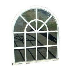 UPVC Arch Window