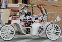 Cinderella Carriage For Church Wedding