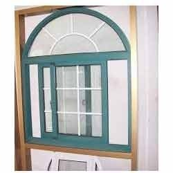 Sliding Arch Window