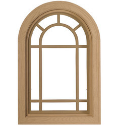 Upvc Arch Shape Window