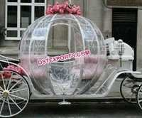 English Wedding Cinderella Carriage Buggy