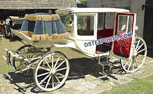 Royal Cabin Type Horse Buggy For Sale