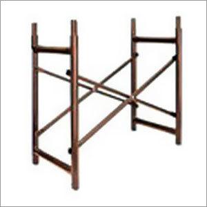 Scaffolding H Frames