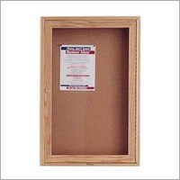 Wooden Frame Pin Board