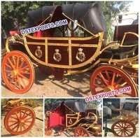 Presidential Royal Horse Drawn Carriage