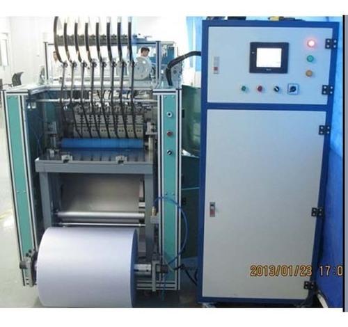 Magnetic Stripe Laying Machine