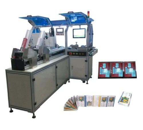 Card Packing Machine