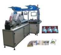 Ultrasonic Card Packing Machine
