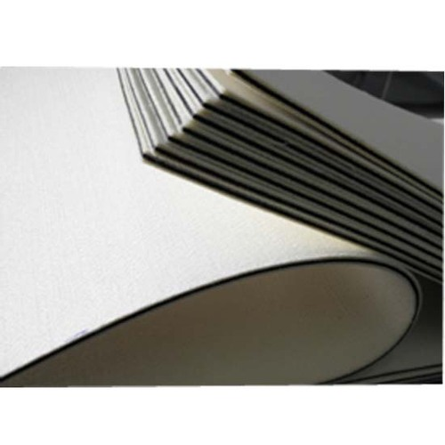 Lamination steel plates and cushion pads