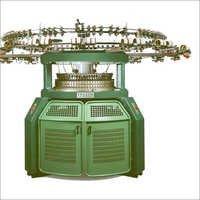 Double Circular Knitting Machine Double Rib Circular Knitting Machine