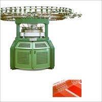 Computerized Rib & Transferred Jacquard Machine
