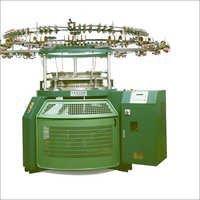 Single Circular Knitting Machine 3 Thread Fleece