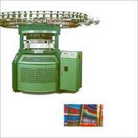Single Computerized Stripper & Jacquard Knitting Machine