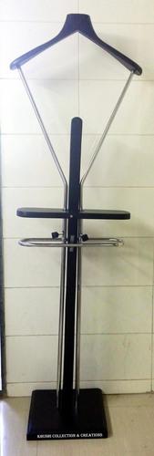 wooden designer adjustable coat suit stand / racks