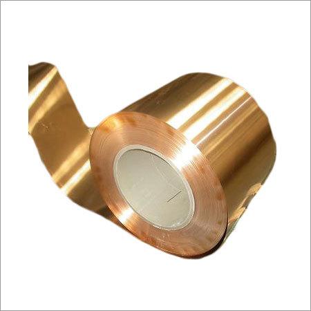 Beryllium Copper Strip