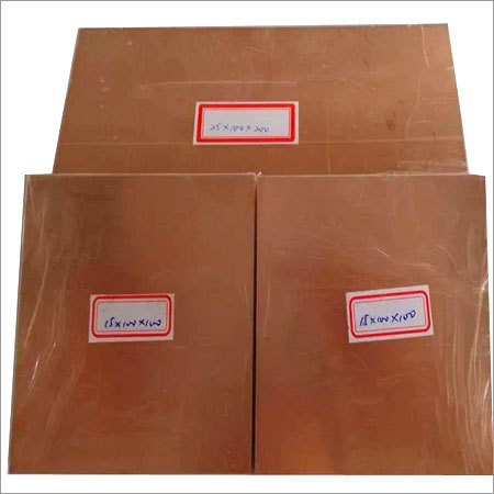 Tungsten Copper Plate Sheet