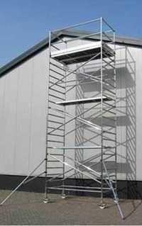 Aluminium Scaffolding Without Internal Ladder