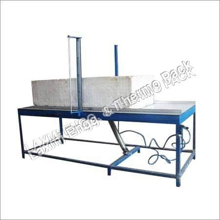 EPS Sheet Cutting Machine