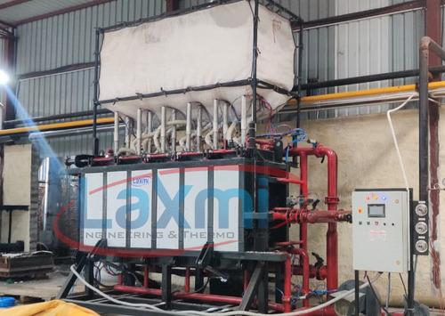 Thermocol Block Mold Machine