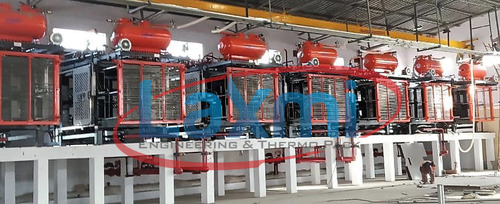 Eps Shape Moulding Machine