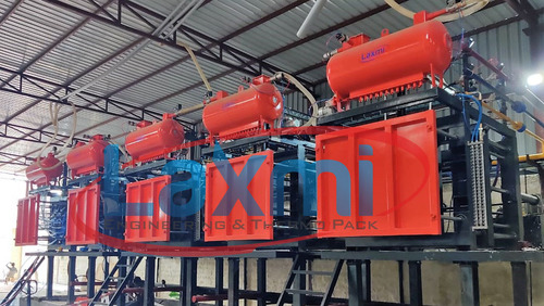 Thermocol  Shape Moulding Machines