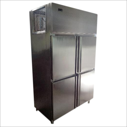 Four Door Deep Fridge