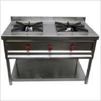 Two Burner Indian Gas Range