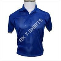 Polyester Polo T Shirts