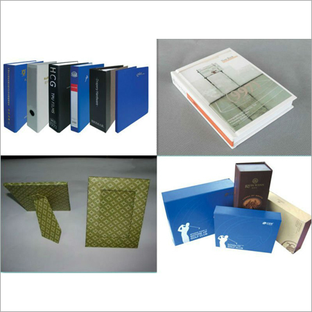Book Binding Grey Board