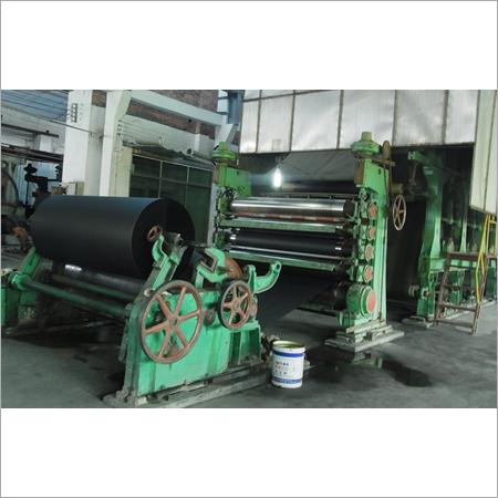 Black Paper Roll Cutting Machine
