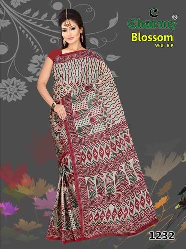 Latest Cotton Sarees Supplier