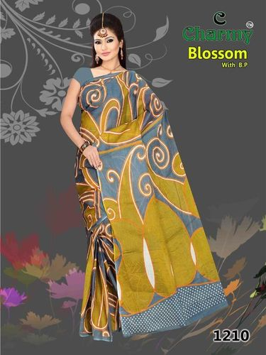South Queen Cotton Sarees