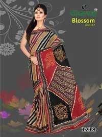 Stylish Indian Cotton Saree
