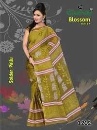 Latest Designer Cotton Sarees