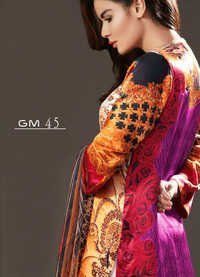 Designer Digital Printed Salwar Suit