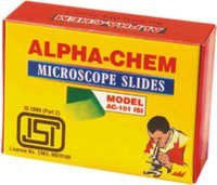 Microscopic Glass Slides ISI