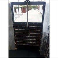 Water Control Sluice Gate