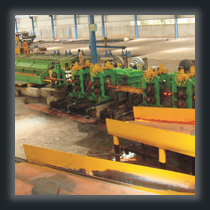 Continuous Rolling Mill Stand