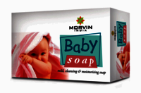 Moisturizing Baby Soap