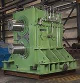 Rolling Mill Gearboxes
