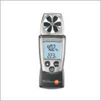 Vane Air Velocity Meter