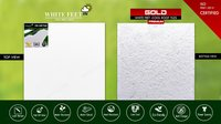 HEAT RESISTANT TILE - GOLD - WHITEFEET